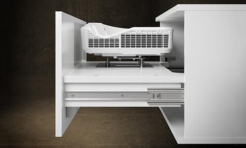 unnu Projector drawer